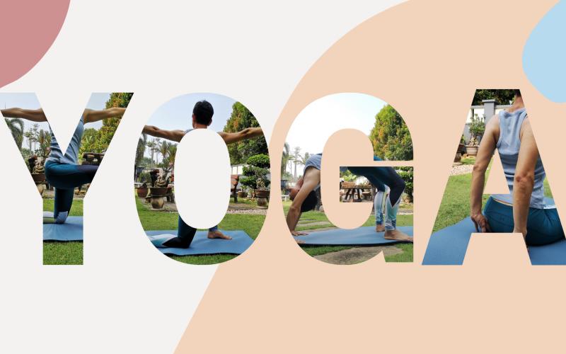 6招瑜伽动作提升乳房的挺实,雕塑自信体态!